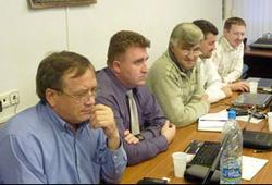 Четвертая сессия магистерской программы для старших пресвитеров