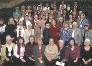 Отчетно-выборная конференция женского отдела
