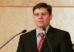 Молодежный руководитель из России был главным спикером на коференции в США