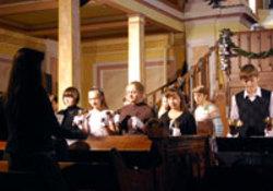 Рождественский музыкальный вечер прославления в МЦЦ