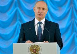 Представитель РС ЕХБ  посетил прием в Кремле по случаю Нового года
