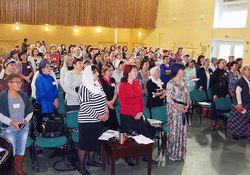 Фоторепортаж о Всероссийской сестринской конференции ЕХБ