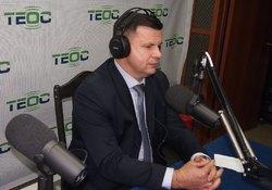 «В гостях у Радио Теос»: Новый проект «Я читаю Библию Русской Православной Церкви»