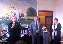 Поездка служителей Московского объединения церквей ЕХБ в Луганскую область