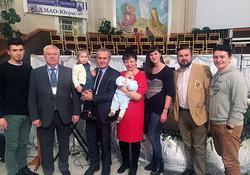 Поездка председателя РС ЕХБ А.В. Смирнова в ХМАО–Югру