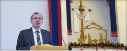 Праздник 40-летия Новгородской церкви
