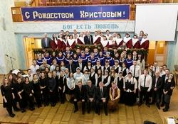 Межобластной фестиваль хоров церквей ЕХБ в Воронеже