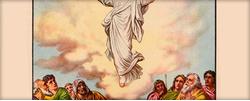 С праздником Вознесения Господнего!