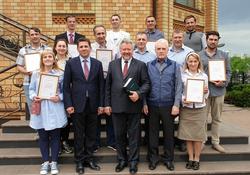 Выпуск сертификационной программы социального служения в МБС
