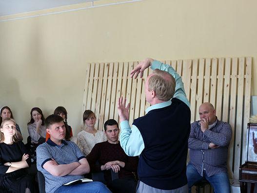 Поездка Московской молодёжи в Калининград - фоторепортаж