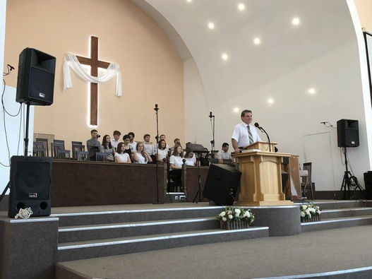 Фоторепортаж о поездке руководителей РС ЕХБ в Нижний Новгород