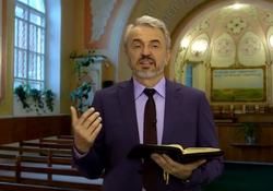 Поздравление пастора В.В. Романенко с праздником Троицы